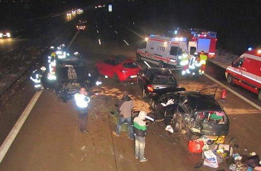 Nach Unfall gegafft, aber nicht geholfen