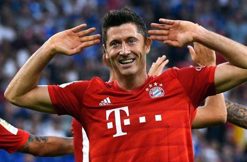Lewandowski macht den FC Bayern glücklich