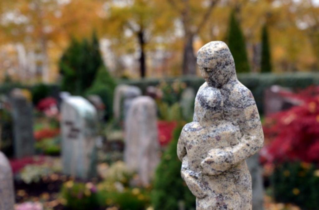 Die Formen der Bestattung verändern sich. Foto: Norbert J. Leven