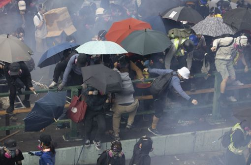 Parlament in Hongkong verabschiedet umstrittenes Hymnen-Gesetz