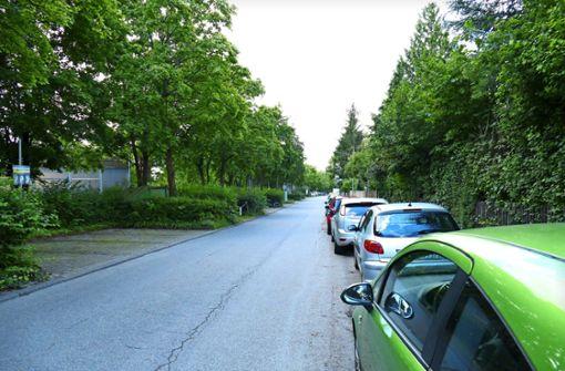 Parkplatznot ist Thema im Landtag