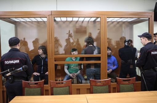 Angeklagte zu langen Haftstrafen verurteilt