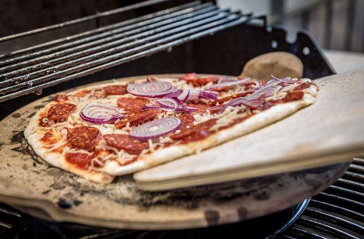 Pizza bestellt und geflüchtet