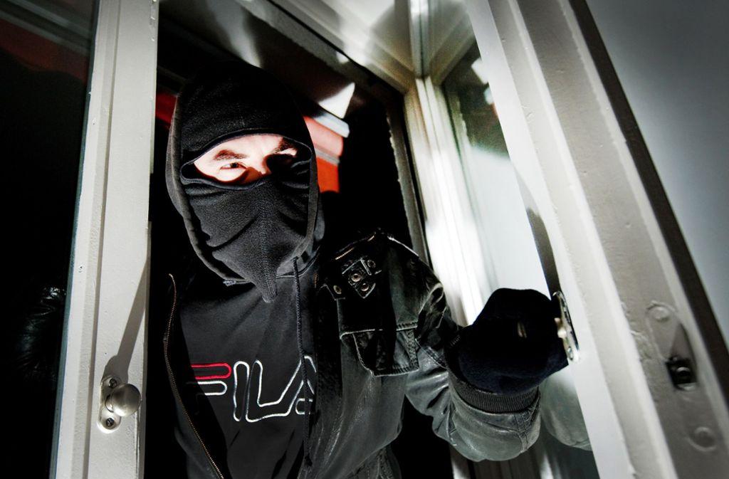 Die Einbrecher schlugen am Sonntag zu. (Symbolbild) Foto: dpa