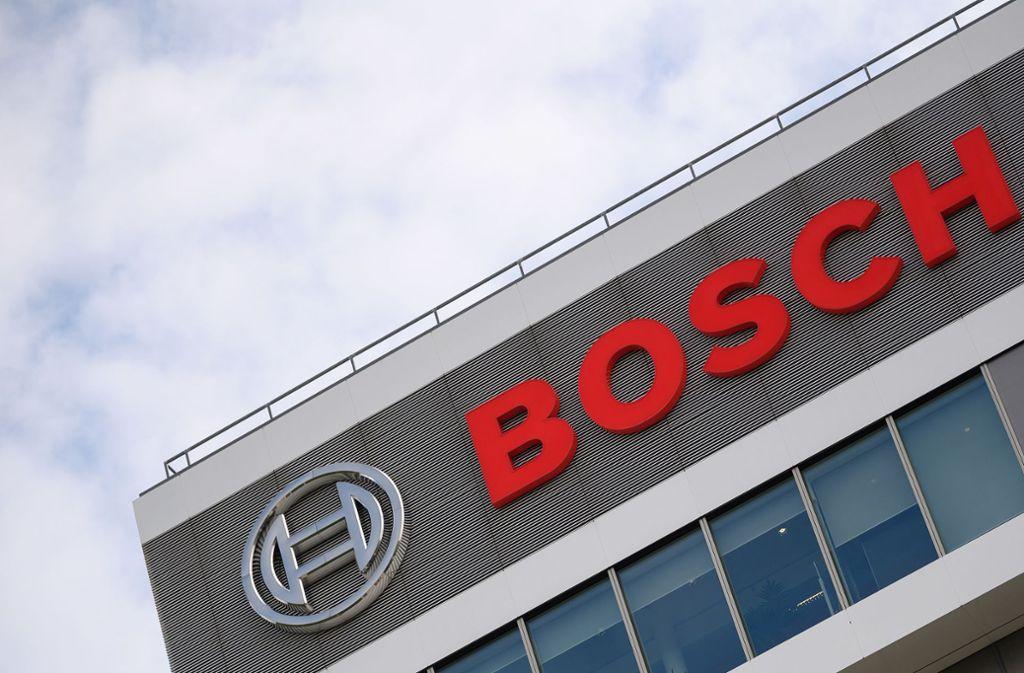 Bosch ist der weltweit größte Autozulieferer. Foto: Sebastian Gollnow/dpa