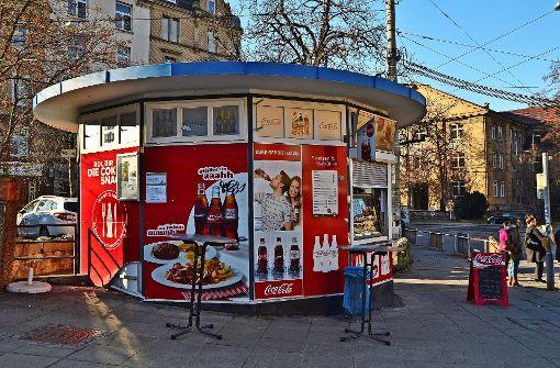 Der Kiosk am Stöckach ist ein Dauerthema