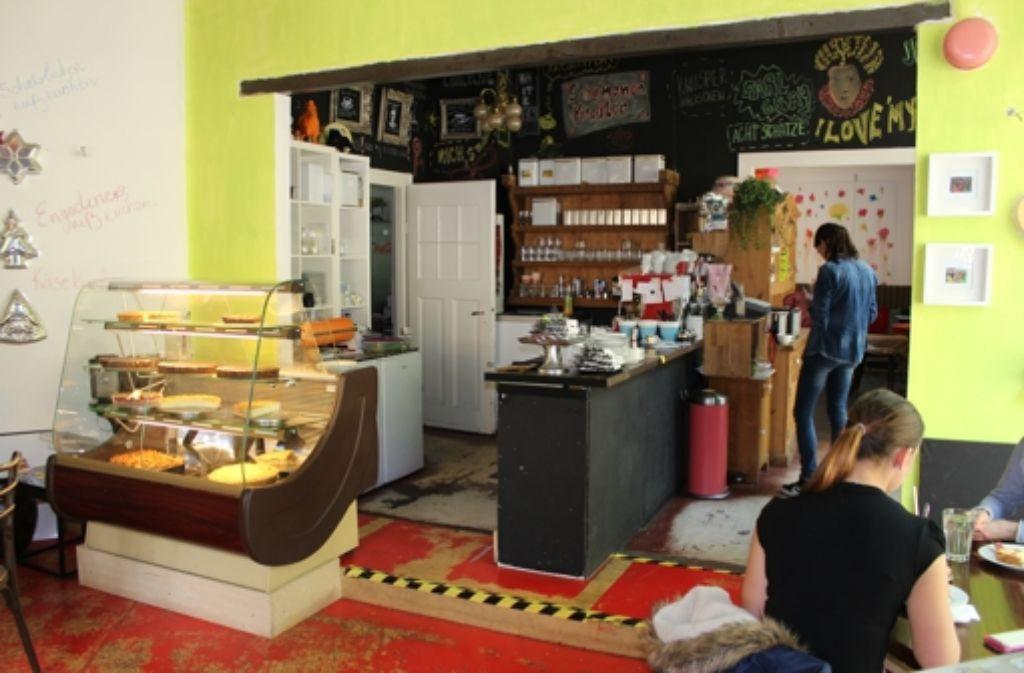 Cafe Moritz Speisekarte