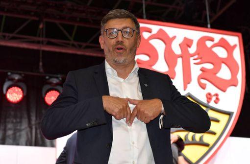 Das  sind die Präsidenten des VfB Stuttgart