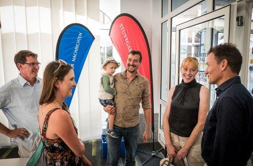 Stadtleben-Team öffnet Türen für alle