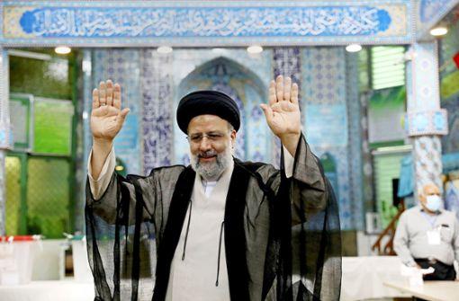 Raisi: Richter Gnadenlos an der Spitze des Iran