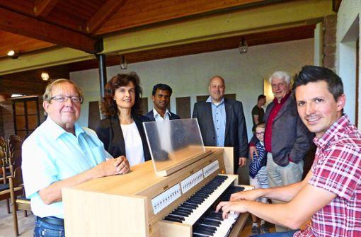 Orgelklänge für die Trauerfeiern