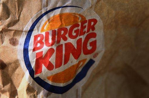 Schlechte Geschäfte für Burger King