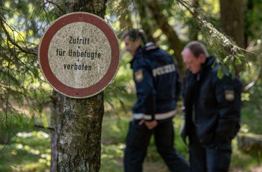 Polizei gräbt wieder im Vermissten-FallMonikaFrischholz