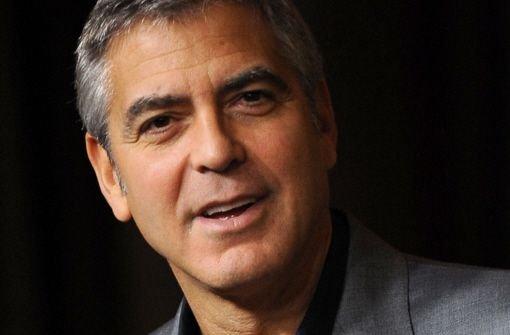 George Clooney bekommt Medienpreis