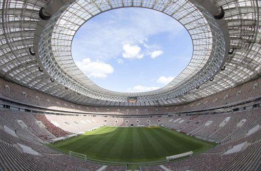 In diesen WM-Stadien spielt Deutschland