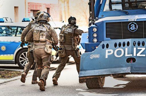 Der Anti-Terror-Einsatz muss geübt sein