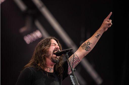 Foo Fighters spielen exklusives Konzert  in Deutschland