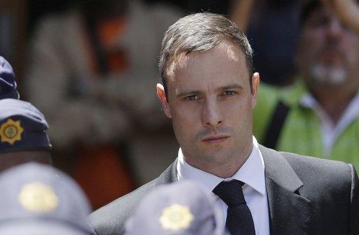 Pistorius kommt aus dem Gefängnis