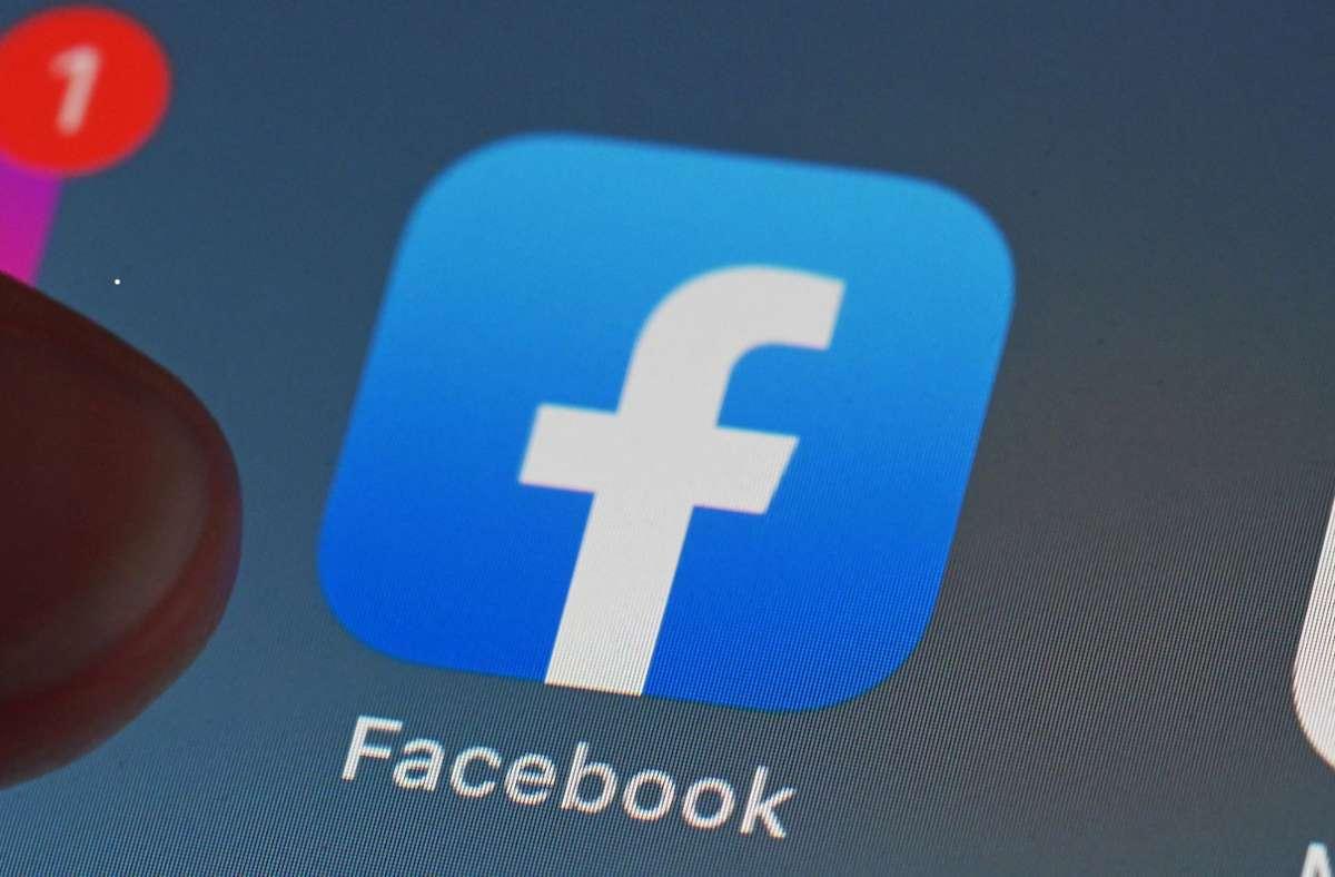 Die Facebook-Nutzerdaten sind in einem Hacker-Forum entdeckt worden. Foto: dpa/Uli Deck