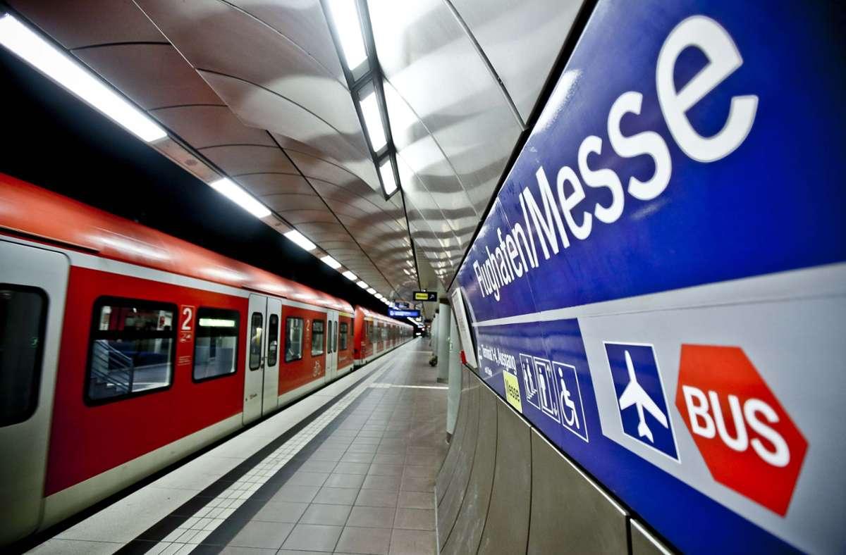 Beim Projekt Stuttgart 21 ist auch der Halt von Fernzügen aus Zürich und Singen an Flughafen und Messe vorgesehen. Die Pläne dazu werden Ende April erörtert. Foto: Lichtgut/Leif Piechowski