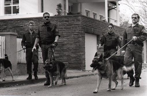 Irrfahrt der Polizisten-Kidnapper