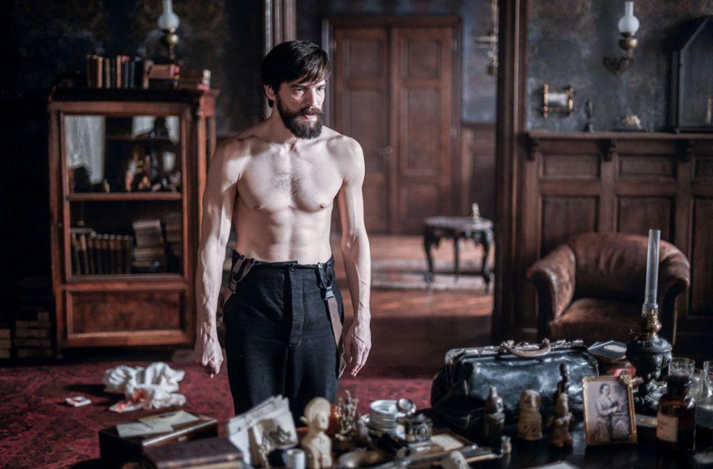 Schauspieler Freud