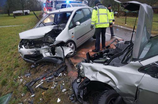 89-Jährige stirbt bei schwerem Unfall