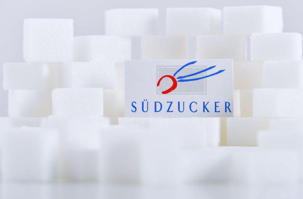 Der Aktienkurs des Zuckerproduzenten Südzucker gab nach Veröffentlichung der Bilanz deutlich nach. Foto: dpa