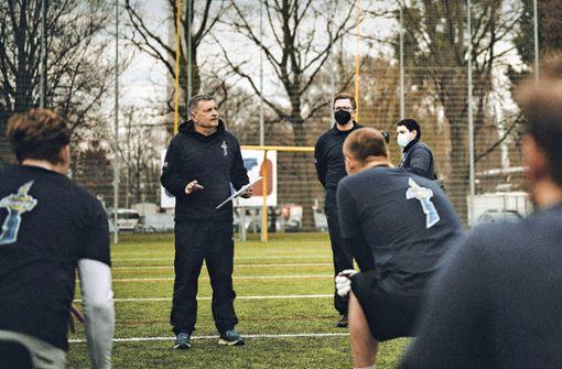 So baut Trainer Martin Hanselmann das Team von Stuttgart Surge