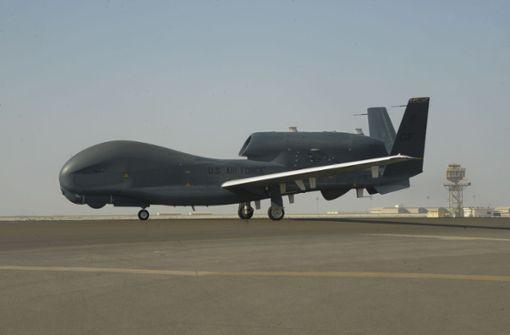 USA wollen iranische Drohne abgeschossen haben