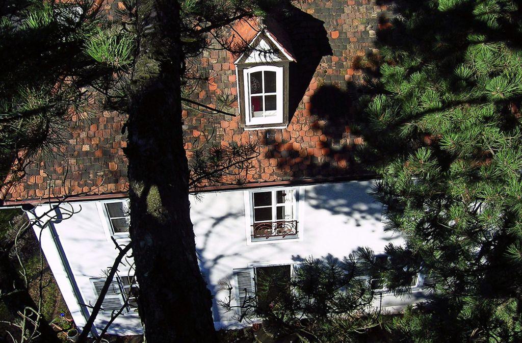 Das von Schmitthenner entworfene Haus an der Eduard-Pfeiffer-Straße ist Vergangenheit.  Bevor es von den Denkmalschützern begutachtet worden ist, wurde  es abgerissen. Foto: