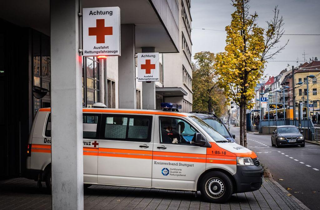 Das Rote Kreuz soll künftig auch die Krankenfahrten übernehmen. Foto: Lichtgut/Max Kovalenko