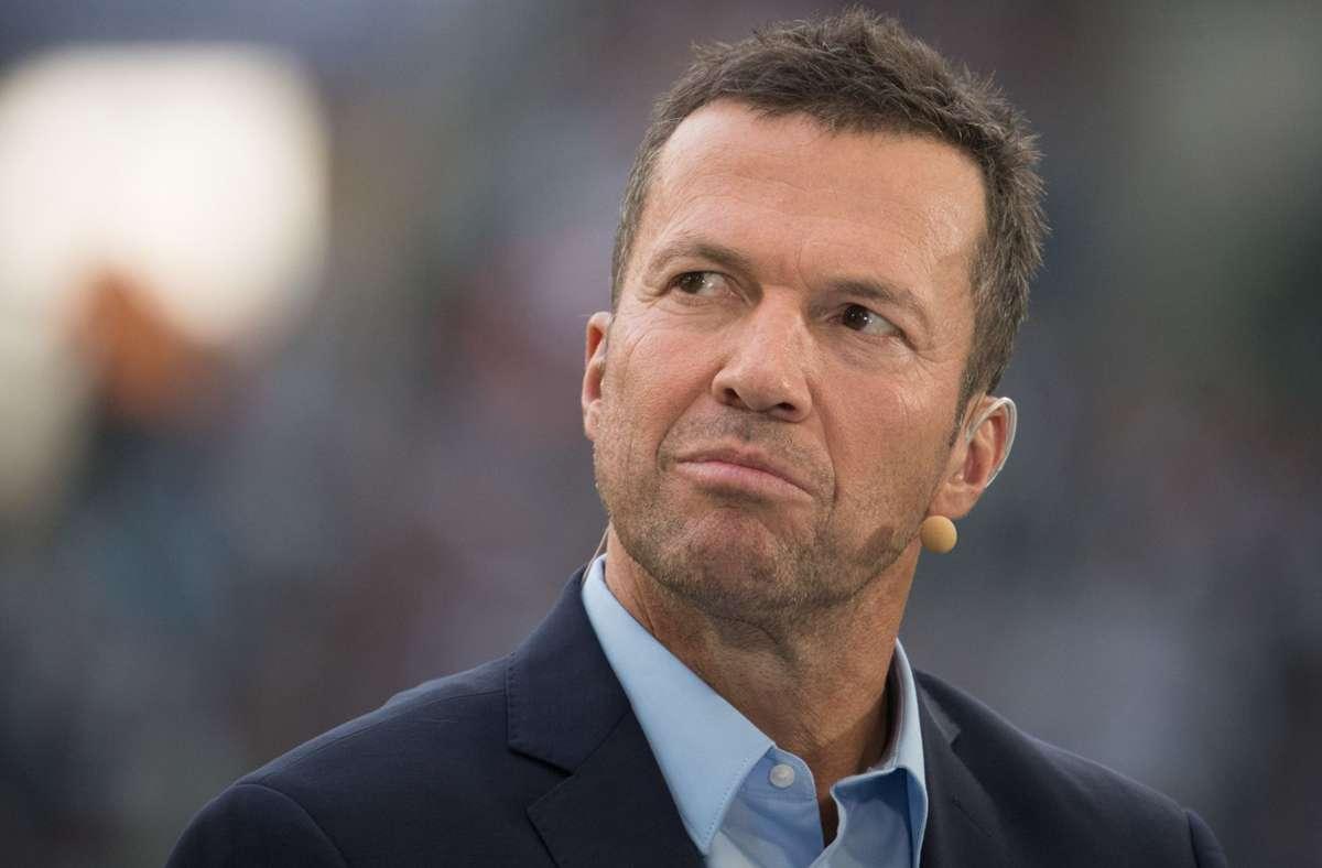 Lothar Matthäus wäre bereit, Bundestrainer zu werden. (Archivbild) Foto: dpa/Federico Gambarini