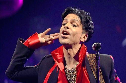 Prince war wohl tief in die Drogensucht abgerutscht
