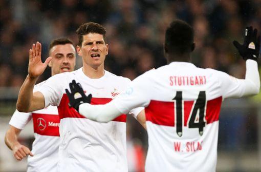 Was Mario Gomez über das 1:1 beim FC St. Pauli denkt