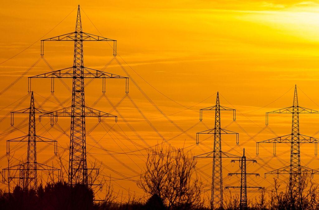 Bei den Stromnetzen sind inzwischen etliche kommunale Unternehmen mit von der Partie. Foto: picture alliance