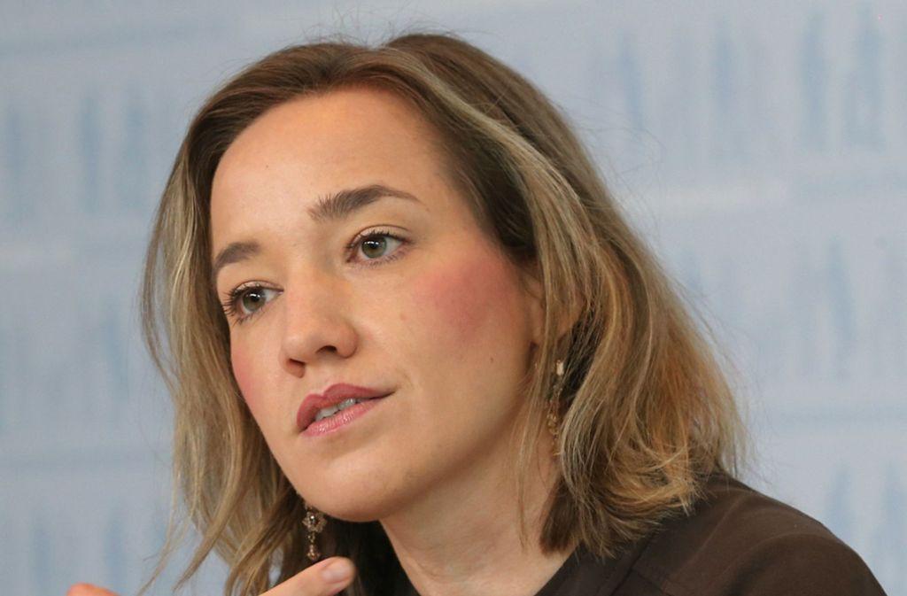 Kristina Schröder fordert eine neue Asylpolitik. Foto: dpa