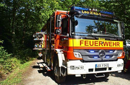 Feuerwehr: Mehr Einsätze und  mehr Geld