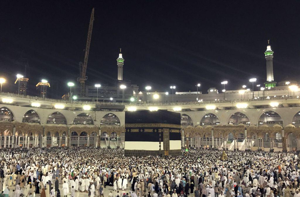 heiligtum in mekka