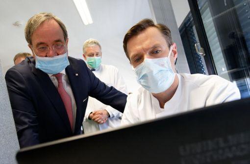 """""""Wenn Mann 'Mundschutz' wörtlich nimmt"""""""