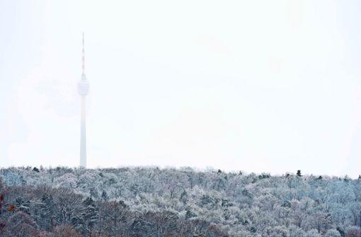 Glätte und Schnee im Südwesten