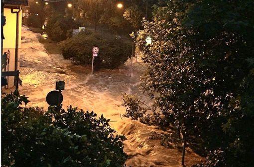 Vermesser sollen neue Sturzflut vermeiden