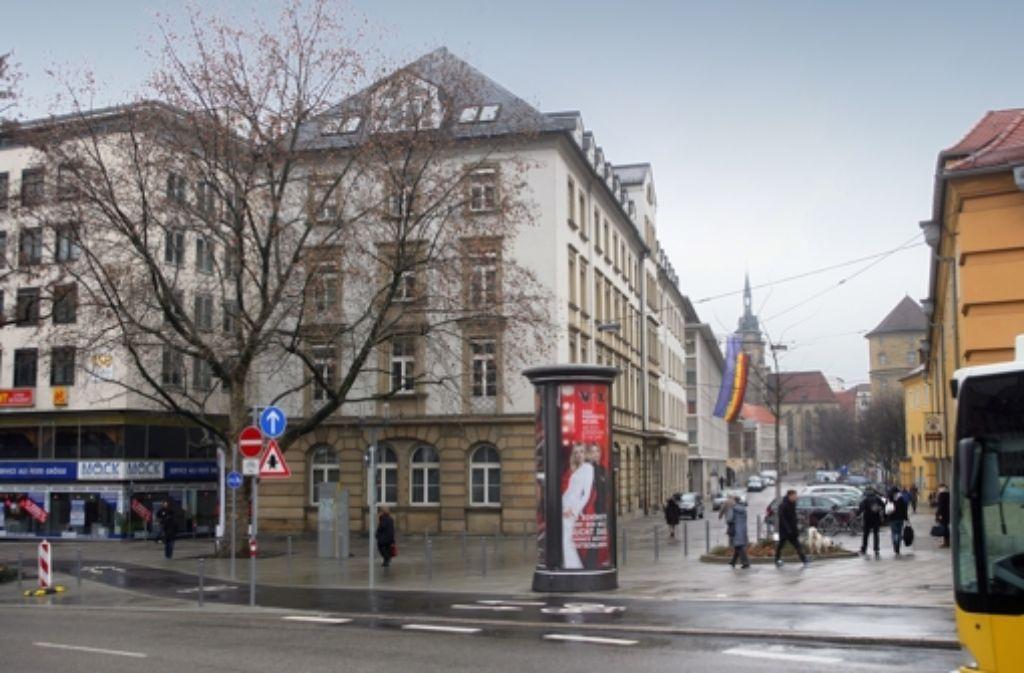 Historiker und Bürger sind sich beim Hotel Silber  einig – aber die Politik schweigt noch. Foto: Achim Zweygarth