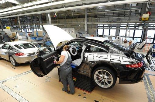 Porsche sucht 1000 Mitarbeiter