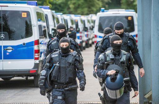 Erneuter Polizeieinsatz nach gescheiterter Abschiebung