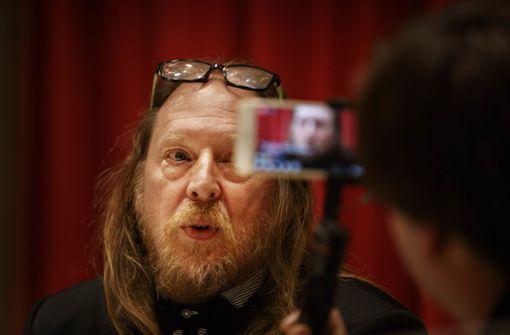 König Hornauer kandidiert wieder