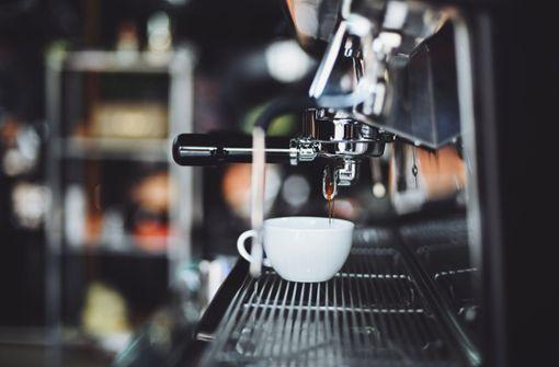 180 Kaffeemaschinen aus Laster gestohlen