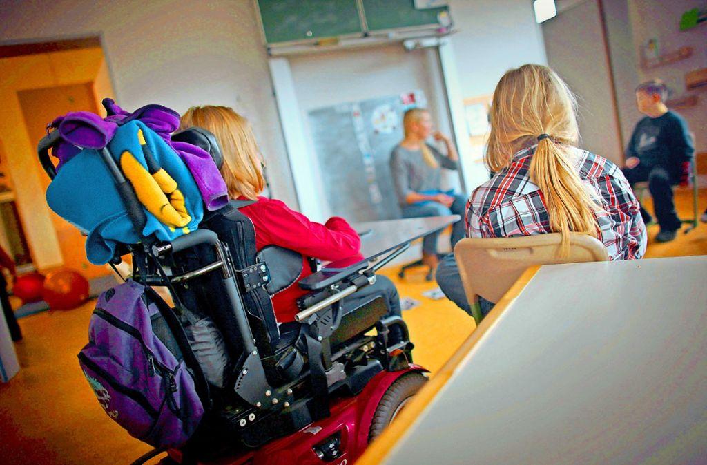 Kurzzeitpflegeplätze für Kinder mit Handicap sind Mangelware. Dabei wären sie so wichtig, um betroffene Familien zu entlasten. Foto: dpa