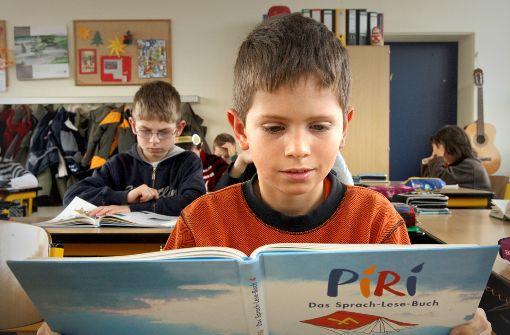 Vom Lesen hängt der ganze Schulerfolg ab