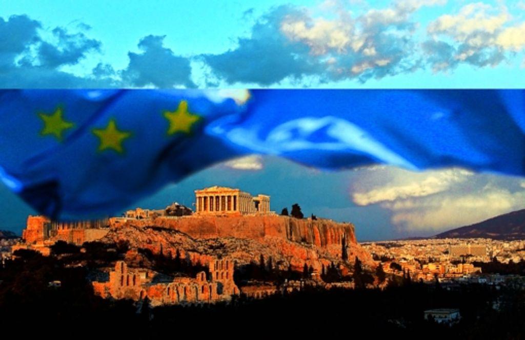 Griechenland zählt 2012 nicht zu den Traumzielen der deutschen Urlauber. Foto: AP